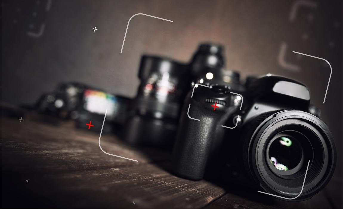 Assistenza e Riparazione Macchine Fotografiche